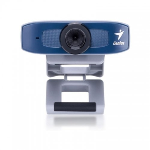 Genius Islim 320X Webcam 300000 pixels Noir