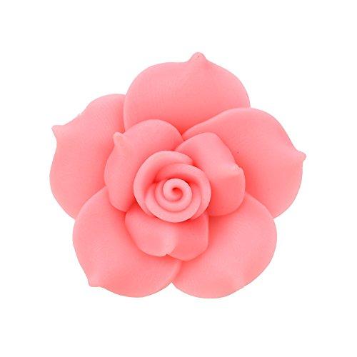 Preisvergleich Produktbild Sedeta® rosa Auto Soft Sottery Flower Lufterfrischer Duftender Parfüm-Clip-Diffusor für Urlaubsreisen