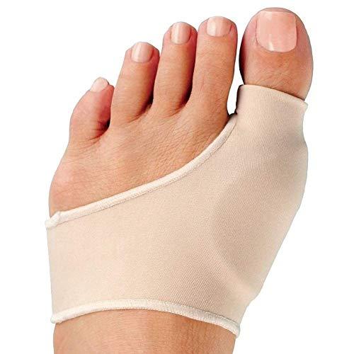 vap26 Ballen Ärmel Elastisch Fuß Korrektor Schmerzen Linderung Forefeet Vorbeugung Verletzung Erwachsen Spreizer Silikon Fuß Pflege Gesundheit Hallux Valgus Schoner Pad Haltung S