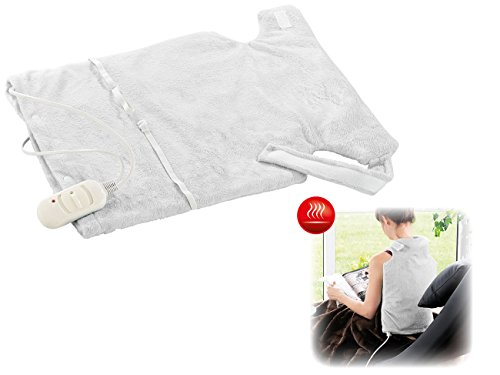 Wilson Gabor Rückenwärmer: Wärmekissen, Heizdecke für Rücken, Nacken, Schulter, 45 Watt (Heizkissen)
