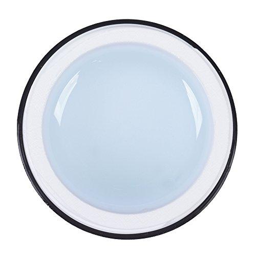 Fibre de verre Gel Crystal sans spürbare de chaleur en fibre de verre Gel UV 15 ml