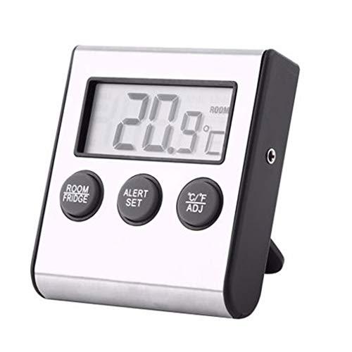 MSNDD Digital LCD Küchenthermometer Temperatur Instrucment Diagnose-tool Kühlschrank Gefrierschrank Raum Mit Magnet Und Stand -