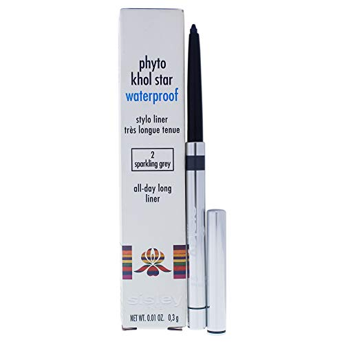 Sisley Make-up Augen Phyto Khol Star Waterproof Nr. 02 Sparkling Grey 0 g - Sisley Phyto-khol Star