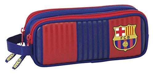 Safta Estuche F.C. Barcelona 1ª Equip. 16/17 Oficial Escolar 210x60x80mm