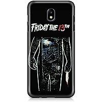 Cover Custodia Protettiva Case Venerdì 13 Film Horror Cult Jason Vhoorees Killer Friday 13th per Samsung Galaxy J Series J3 – J5 – J1 2016 – J3 2016 – J5 2016 – J7 2016 – J3 2017 – J5 2017 – J7 2017