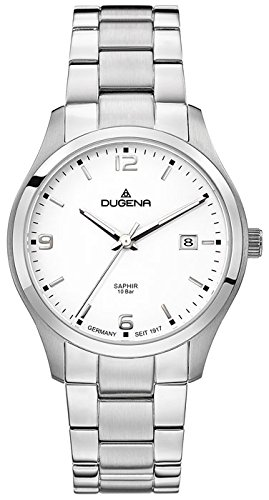 Dugena Unisex Adult Analogue Automatic Watch with None Strap 4460691