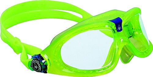 aqua-sphere-seal-kids-swimming-goggles-lime-clear-lens