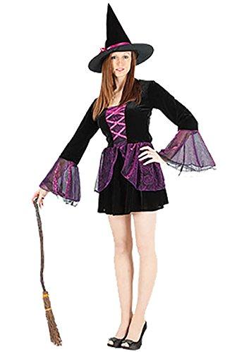 men Halloween Party Hocus Pocus Kost�m Damen Abendkleid Party Wear Outfit One Size ()