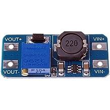 DaoRier Voltage Regulator DC-DC Step up Power Supply Module 2A 2V-24V to 5V-28V Adjustable Voltage Boost Converter