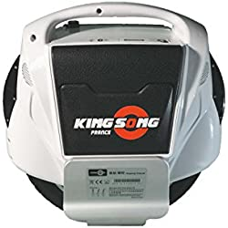 Kingsong KS-14C Gyroroue Mixte Adulte, Blanc