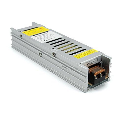 12 Volt LED Trafo Netzteil Transformator Treiber 12V 8.3A 100W AC Adapter für Alle LED Lampen, und Strips RGB oder Einfarbig -