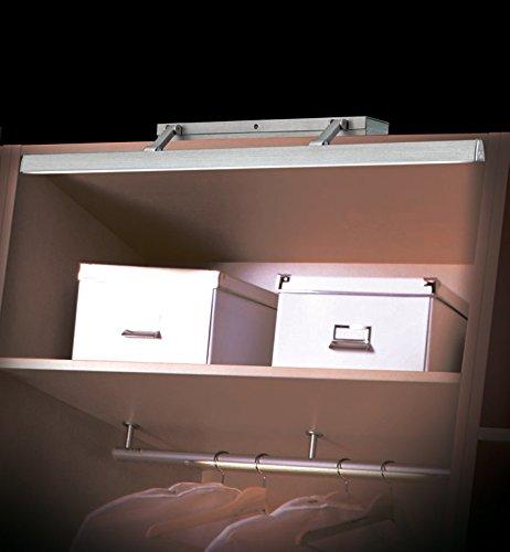 Beleuchtung für Vitrinen und Wandschränke : Modell TEMPRA 157x4x17cms.