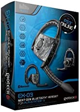 Gioteck PS3 EX03 Bluetooth Headset