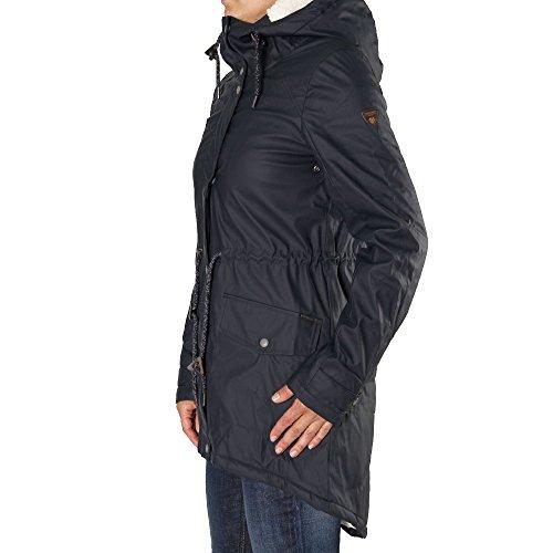 Ragwear Amanda Jacket Navy Blau