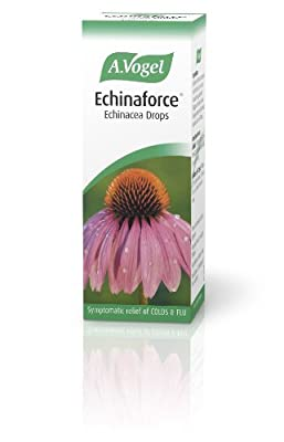A Vogel Echinaforce Echinacea Drops 100ml by A.Vogel