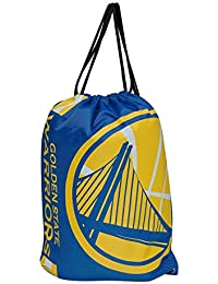 Forever Collectibles Golden State Warriors Cropped Logo Drawstring Backpack Gym