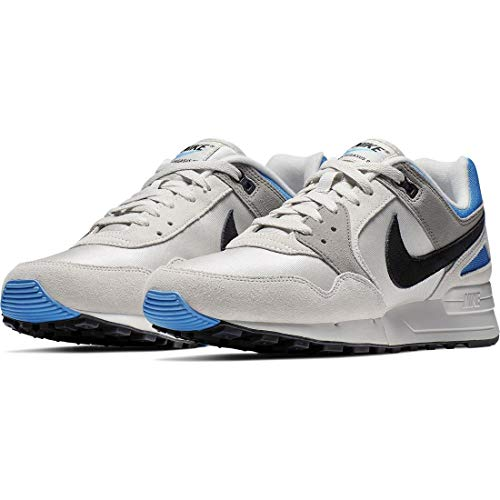 Nike Air Pegasus '89 Se, Zapatillas de Atletismo para Hombre, Multicolor Bone/Black/Vivid Blue/Light Taupe 000, 40.5 EU