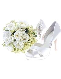 Menbur 4207 Chaussures de Mariage Femme
