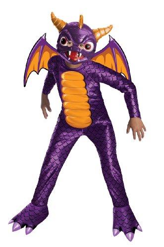 (Spyro Skylanders™-Kostüm für Jungen - 3-4 Jahre)