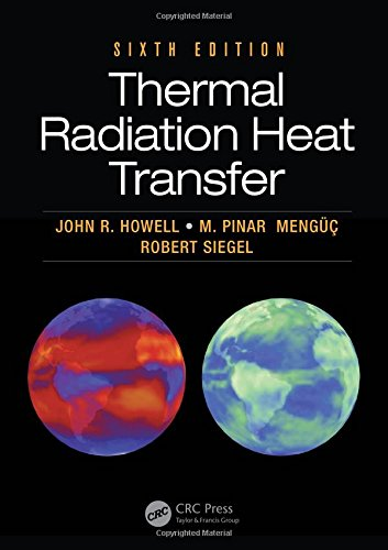 Thermal Radiation Heat Transfer, 6th Edition