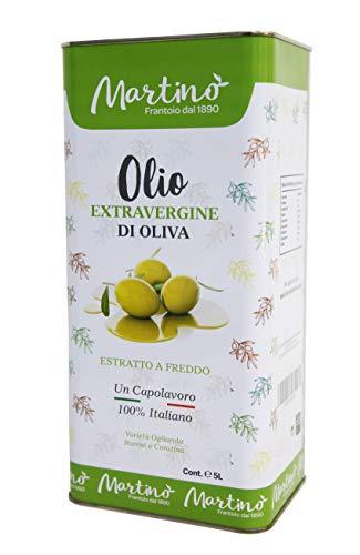 5 L Extra Natives Olivenöl 100{42eb007b243f865137d768550165331fb600457897ed2b49181bd4ace52c16b6} Italien (5L Kanister)