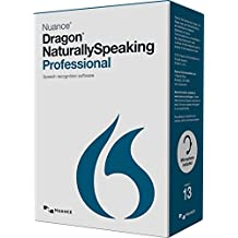 The Best Nuance Dragon Naturally Speaking Professional 13.0 Smart Upgrade by NUANCE COMMUNICATION INC