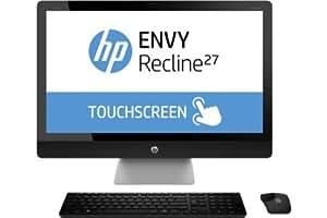 HP ENVY Recline 27-k130ef TouchSmart All-in-One Desktop PC (ENERGY STAR) Ordinateur de bureau