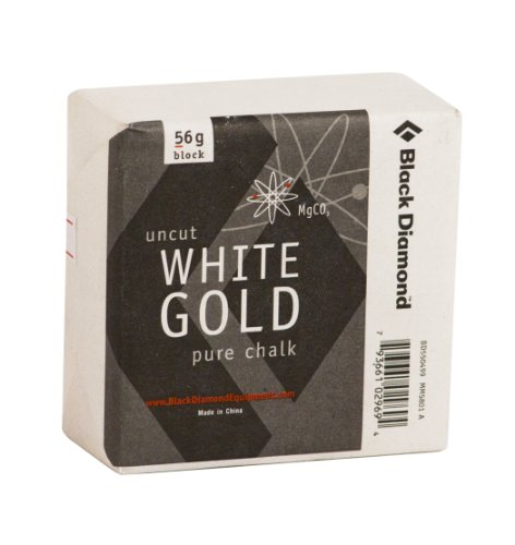 Black Diamond Chalk Block, Farbe White (Chalk Gold)