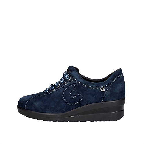 Cinzia Soft IV6273-AS 002 Sneakers Donna Camoscio BLU BLU 37
