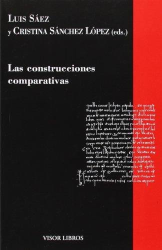 Las construcciones comparativas par Cristina Sánchez López Luís Sáez