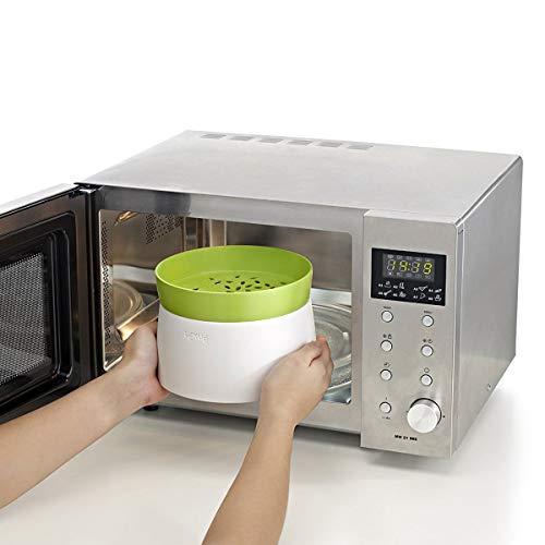 Lekue Mikrowellen Getreide- und Reiskocher