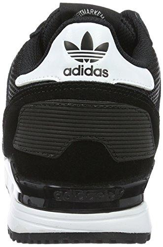 adidas - Zx 700, Scarpe sportive Bambino Nero (Core Black/ftwr White/core Black)