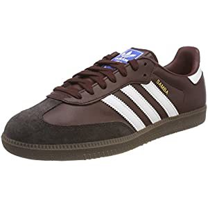 41TnGEaKcAL. SS300  - adidas Unisex Adults Samba Low-Top Sneakers, 9 UK