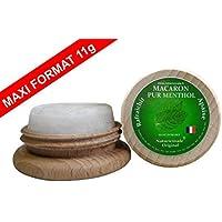 MACARON MENTHOL MAXI FORMAT - Naturicinale - ECONOMIQUE -100% NATUREL 11g