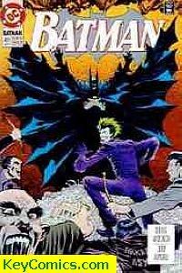 Batman # 491 ( Original American COMIC )