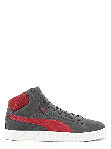 Puma Puma 1948 Mid Vulc Unisex-Erwachsene Hohe Sneakers Anthrazit