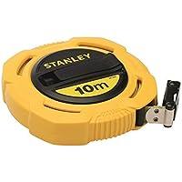 Stanley 0-34-295 Mesure 10 m x 12,7 mm Ruban en fibre de verre