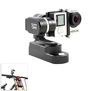 Feiyu FY WG 3 axes cardan Wearable stabilisateur pour GoPro Hero 3 3 + 4 SJCAM SJ4000 et Action caméra de similaires forme + un nettoyeur stylo