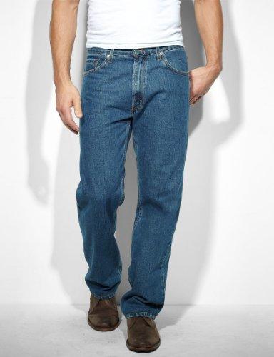 Levi's Herren 00550 Jeans - blau - 38W / 32L - Levis 550 Jeans