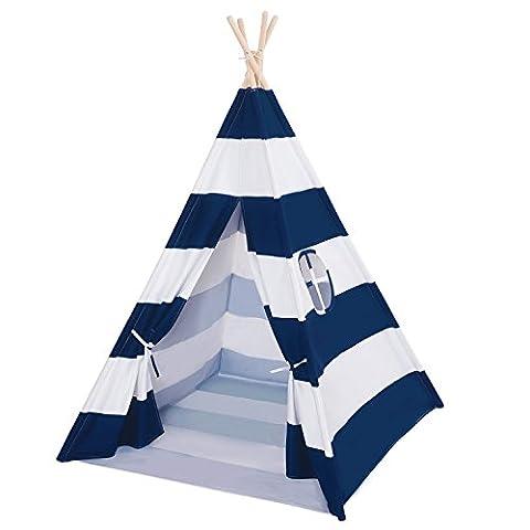 Camion Playskool - DeceStar Bleu Tente Teepee pour les enfants