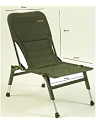 Gris VELL vorteks C de 01Chaise de pêche/camping chaise