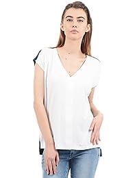 Nautica Women Casual Top(_8907538446077_Bright White_X-Small_)