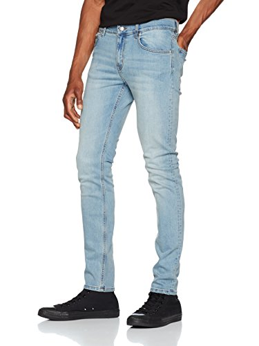 Cheap Monday Herren Slim Jeans,Dispirited (Stonewash Blue), W28/L30