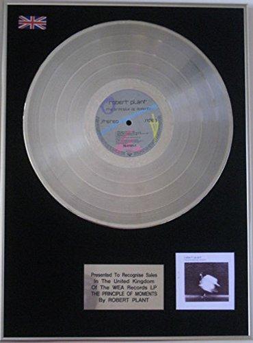 Wandtattoo Led Zeppelin (Robert Plant Led Zeppelin Vinyl Platinum Disc Lp-Das Pr...)