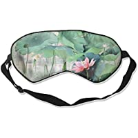 Budding Lotus 99% Eyeshade Blinders Sleeping Eye Patch Eye Mask Blindfold For Travel Insomnia Meditation preisvergleich bei billige-tabletten.eu