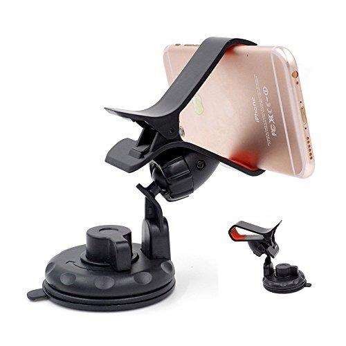 bareas k-05Handy Halterung 360° Drehbar Feature Phones praktisch Advanced Gel Verwenden, und Tragbar, Black Chuck