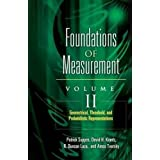 Geometrical, Threshold, and Probabilistic Representations (Foundations of Measurement)