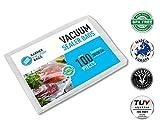 Vakuumier Beutel | 100 Folienbeutel 20x30 cm | für meisten Vakuumierer geeignetes Zubehör | in verschiedenen Gröβen erhältlich