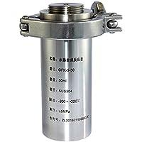 Baoshishan - Reactor de síntesis hidrotérmica de acero inoxidable con revestimiento de PTFE para 5MPa 220 ℃