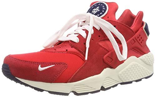 buy online 2691e 7598a Nike Nike Air Huarache Run Prm, Scarpe Running Uomo, Multicolore  (University Red